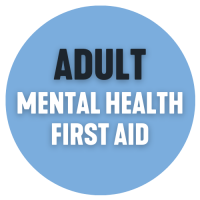 Adult MHFA Blue click button